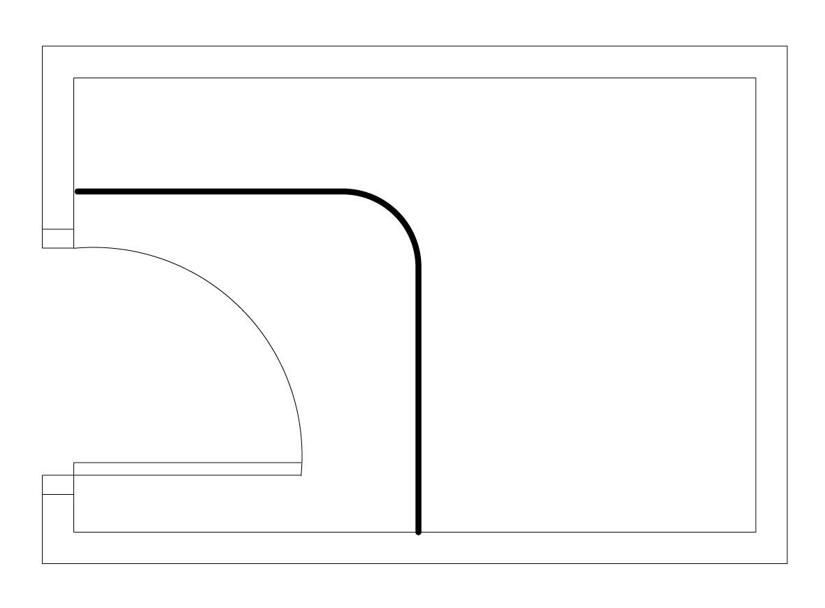1200 Cubicle Curtain Track Ar Nelson